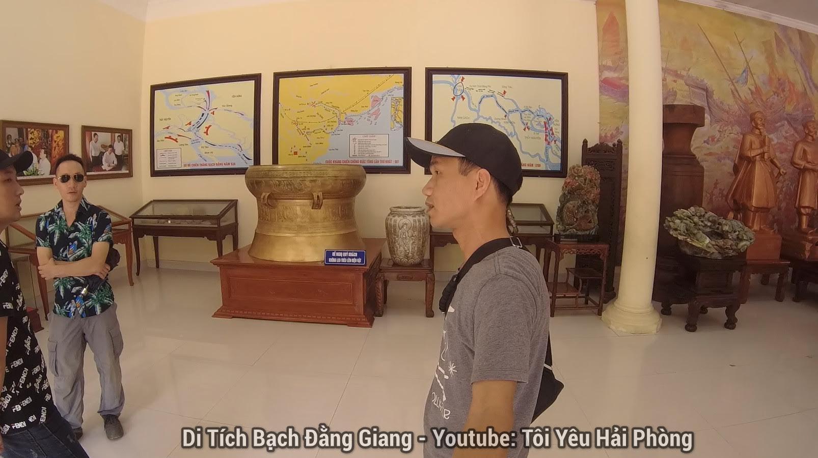 Khám phá chi tiết Bạch Đằng Giang ở Hải Phòng 9