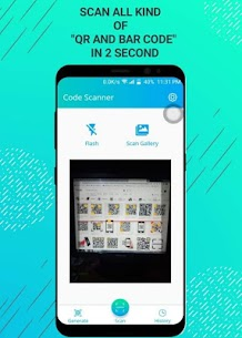 Barcode/Qr Scanner Pro For Android 2