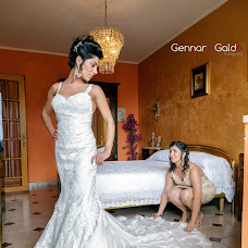 Wedding photographer Gennaro Galdo (gennarogaldo). Photo of 14.08.2017