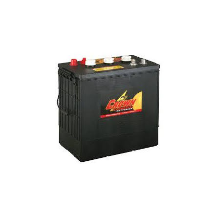 Deep-cycle batteri 6V/330Ah