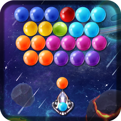 Bubble Shooter: Bubble Space (game)