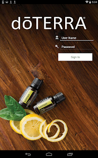 doTERRA- screenshot thumbnail