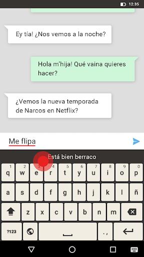 Autocorrector Narcos 1.0 screenshots 5