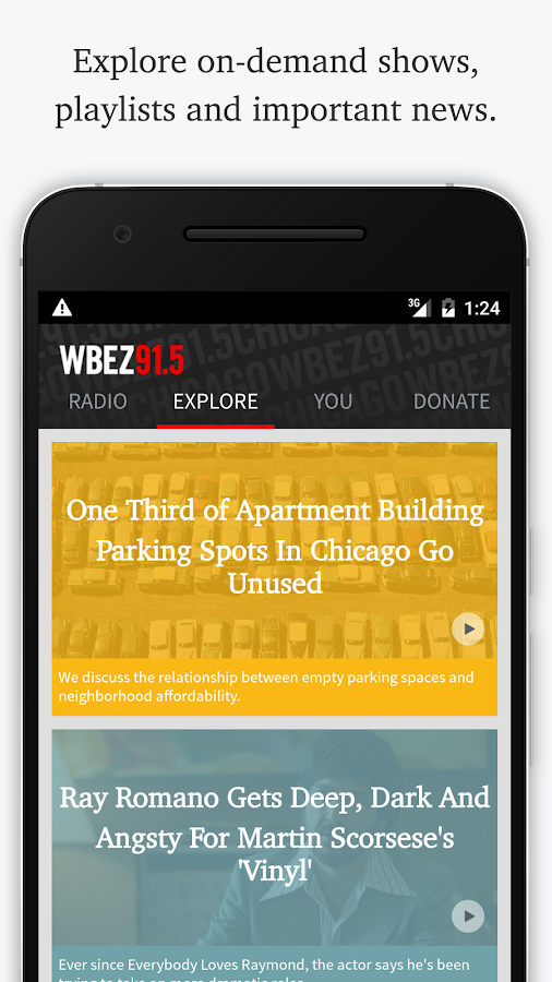 WBEZ- screenshot
