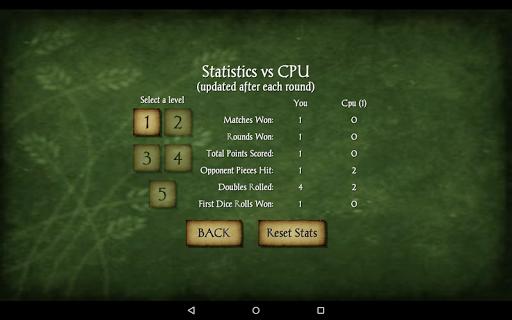 Backgammon Free 2.34 screenshots 16
