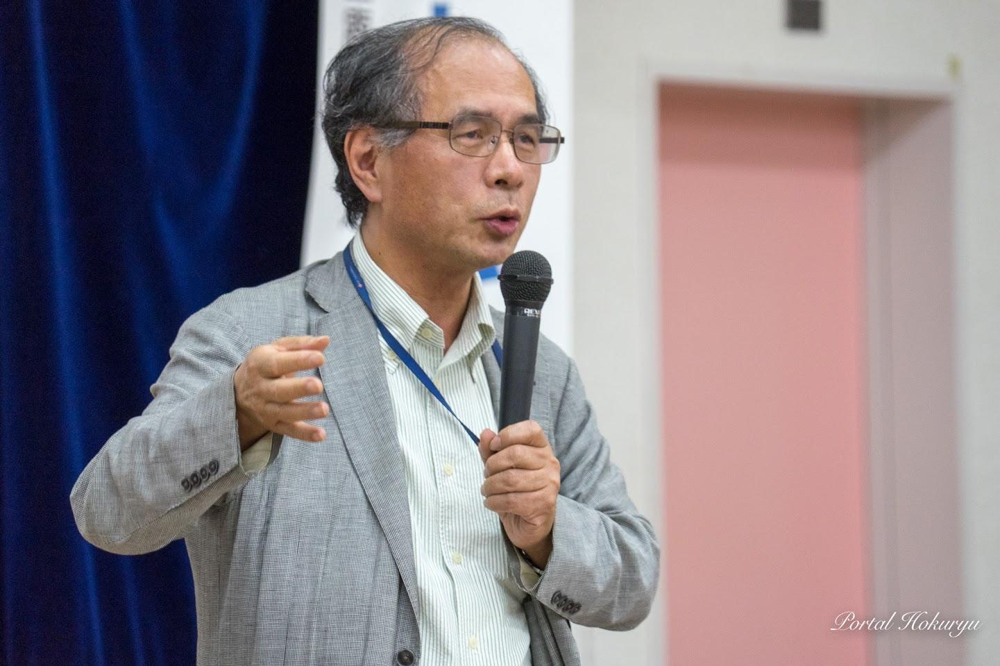 宮永和夫先生(若年認知症サポートセンター 理事長)