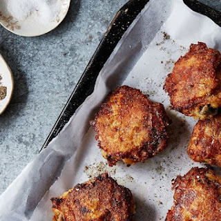 Judy Hesser's Oven-Fried Chicken