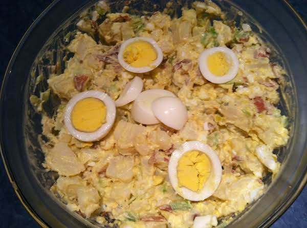 Eggs Do Not Last Long On The Top, Everyone Always Eats Them Up!