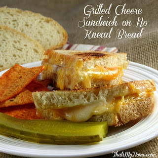 Best Grilled Cheese Sandwich.