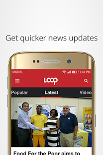 Loop - Caribbean Local News- screenshot thumbnail