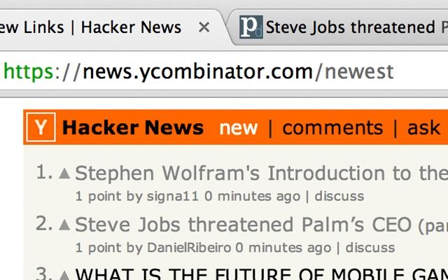 [Y] Hacker News = _blank