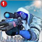 Sniper Game 3D : free fire firing squad icon