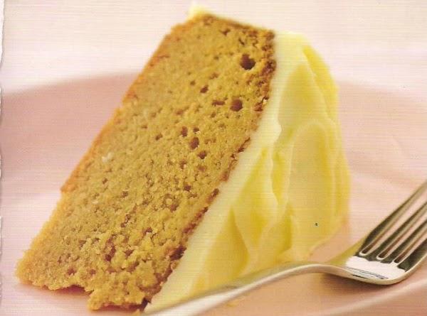 Golden Mud Cake Recipe