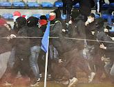 Duitse hooligans kwamen in grote getale naar Genk en schoppen rel tijdens Youth League-match