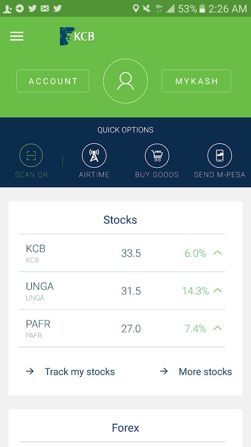 KCB- screenshot