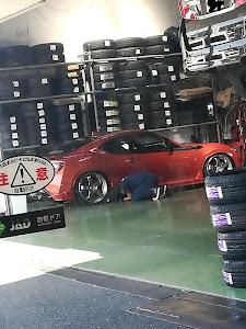 86 ZN6 GT limited のタイヤのカスタム事例画像 Rose86さんの2018年10月13日12:32の投稿
