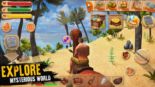Jurassic Survival Island: Dinosaurs & Craft 3.3.0.8 DreamHackers 4