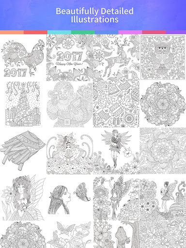 Coloring Book 2018 for PC
