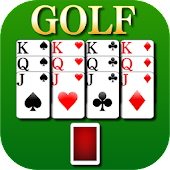 Golf Solitaire [card game]