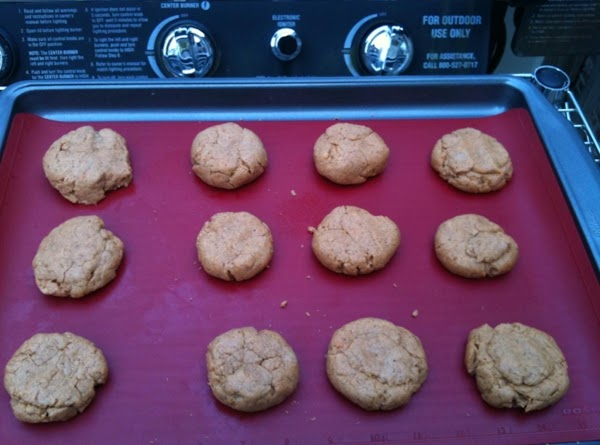 Drop the dough in golf ball-size pieces onto the prepared baking sheet. Bake for...