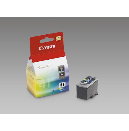 Bläckpatron Canon PG-41CL färg