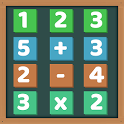 Kids Typing - junior math, math keyboard icon