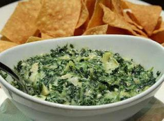 Hot Spinach Artichoke Dip (weight Watchers) Recipe