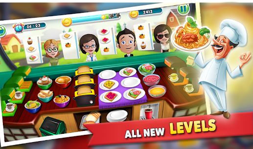 Cooking Story : Food Truck Game 2.6 MOD for Android 3
