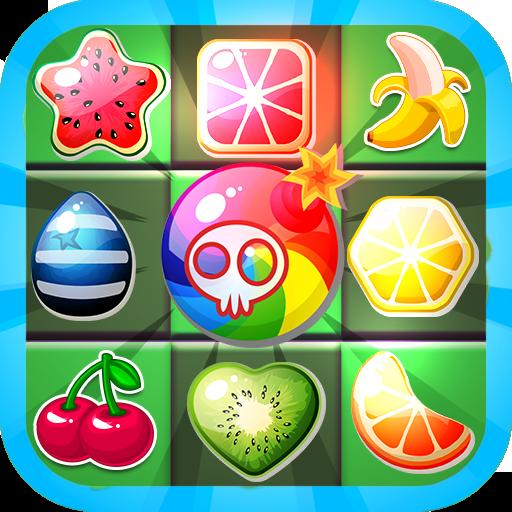 果冻疯狂加甜蜜的糖果 解謎 App LOGO-APP試玩