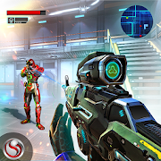 Futuristic Real Robot Wars - Robot FPS Shooter