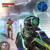 Futuristic Real Robot Wars - Robot FPS Shooter Android APK Download Free By The Game Storm Studios