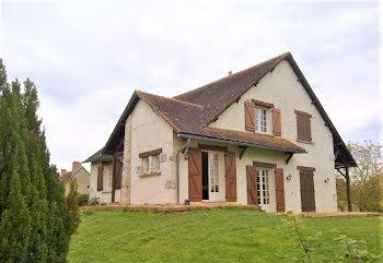 maison à Fontgombault (36)