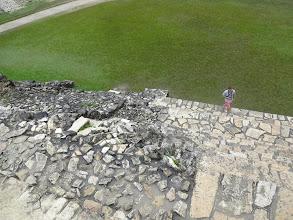 Photo: Na tyhle stavby se dalo lézt. Čas od času sprchlo, tak jsem se nebojácně vydal v crocsech a že jsem si potom ty kluzký kameny náležitě užil :)