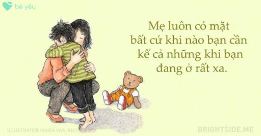 goi ngan loi yeu thuong den me hinh 5