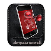 caller speaker name  talk