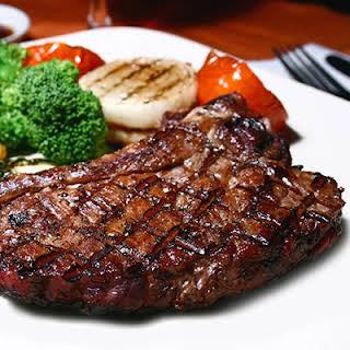 T-Bone Steak Tuscan-Style.