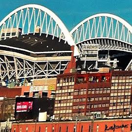 Art of Seattle by Lavonne Ripley - Artistic Objects Still Life