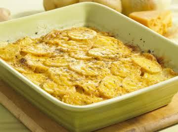 Quick Potato Casserole