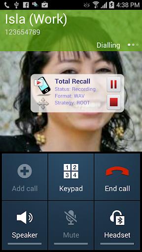 Call Recorder S9 & S10 screenshots 2