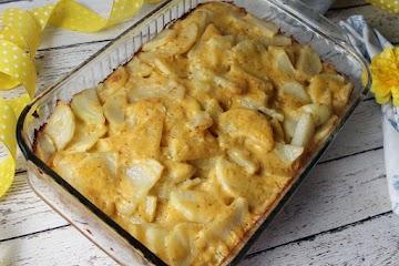 Sassy & Savory Augratin Potatoes Recipe