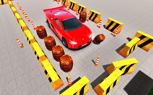 Smart Car Parking Simulator:Car Stunt Parking Game modavailable screenshots 6