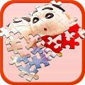 Puzzle Kids for Shin Chan