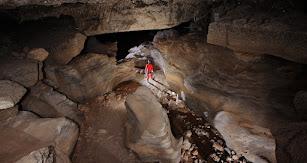 """La empresa con autorización para poder realizar los recorridos espeleológicos es """"Cuevas de Sorbas Natur-Sport"""""""