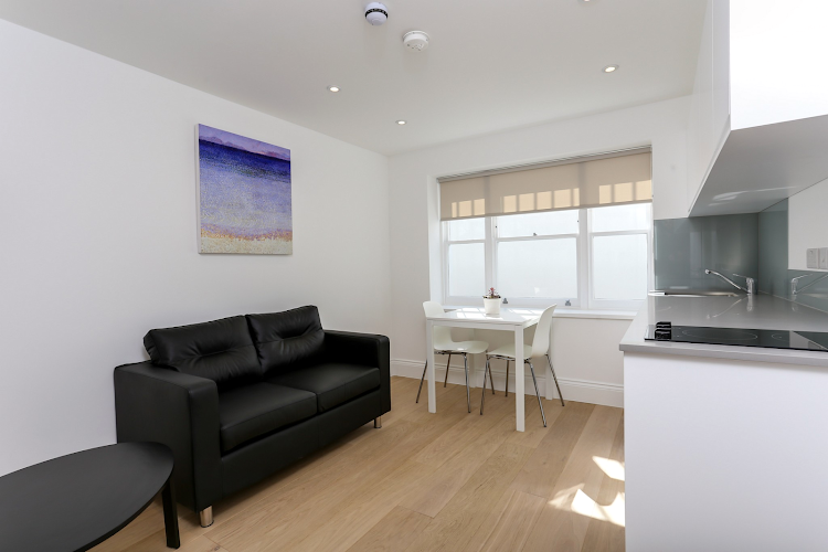 1 bedroom apartment at Kings Cross Apartments