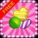 Candy Kingdom Mania Free icon
