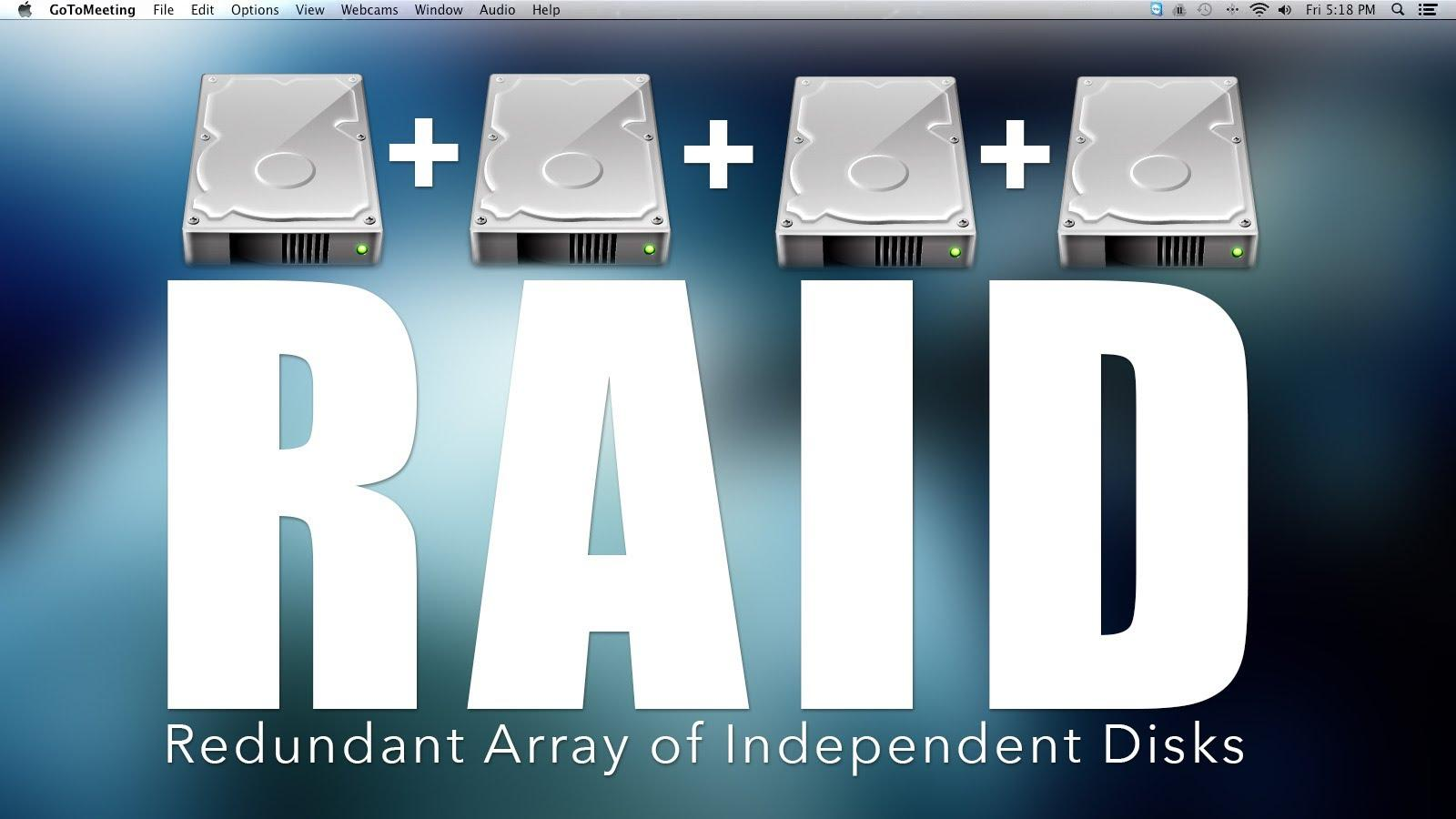 Resultado de imagem para Redundant Array of Independent Drives