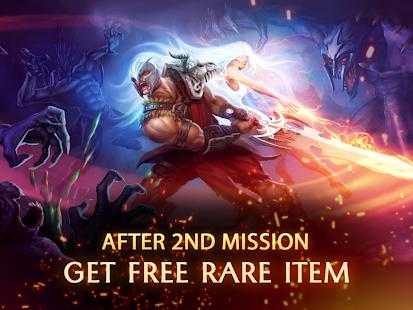 Bladebound: free action rpg- screenshot thumbnail