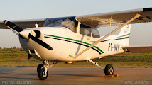 Photo: Cessna 172R - PT-WVN - Americana Airport - SDAI