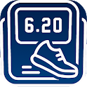 Pedometer - Step counter - Calorie counter icon
