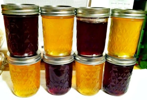 Jelly:Juice strained from fruit is used to make jelly. It is usually prepared in...